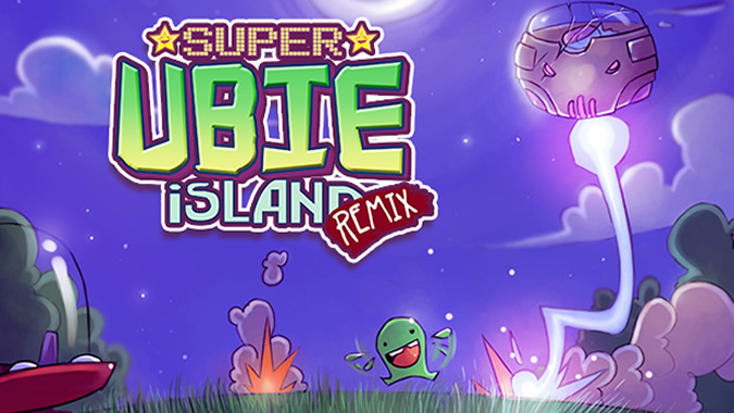 Super Ubie Island Remix